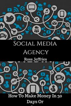How To Start A Social Media Agency book cover