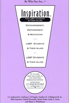 Inspiration for LGBT Students & Their Allies book cover