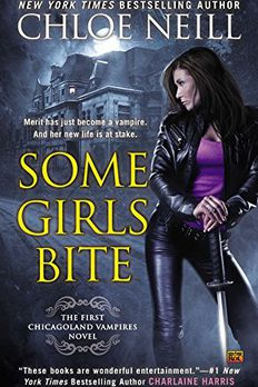 Some Girls Bite book cover
