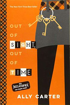 Out of Sight, Out of Time book cover