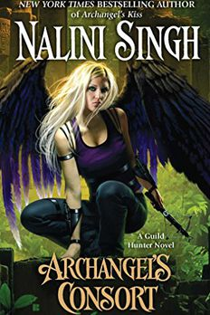 Archangel's Consort book cover
