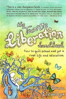 The Teenage Liberation Handbook book cover