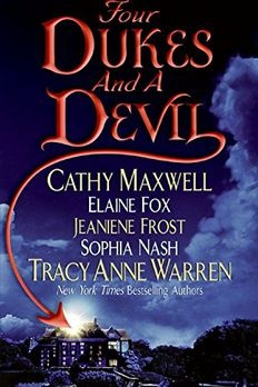 Four Dukes and a Devil book cover