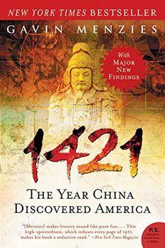 1421 book cover