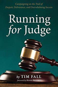 Running for Judge book cover