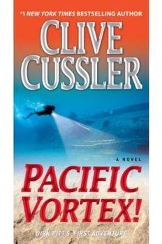 Pacific Vortex! book cover