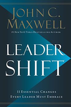 Leadershift book cover