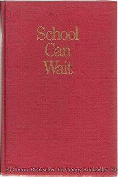 School Can Wait book cover