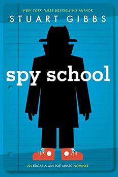Spy School book cover