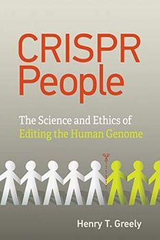 CRISPR People book cover