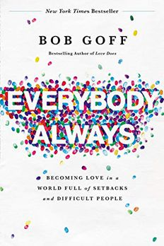 Everybody, Always book cover