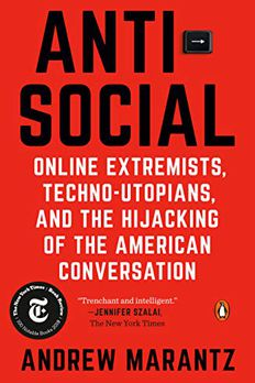 Antisocial book cover