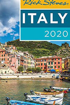 Rick Steves Italy 2020 book cover