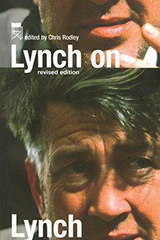 Lynch on Lynch book cover