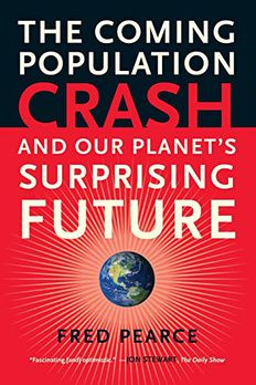 The Coming Population Crash book cover
