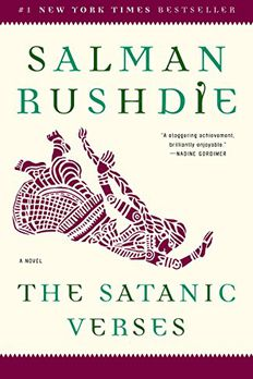 The Satanic Verses book cover