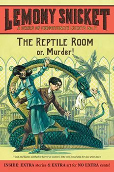 The Reptile Room book cover