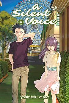 A Silent Voice, Vol. 4 book cover