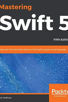 Mastering Swift 5 book cover