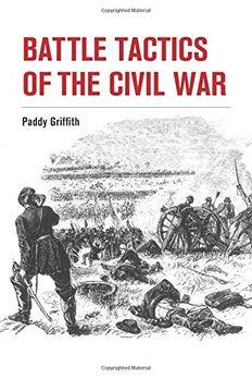 Battle Tactics of the Civil War book cover