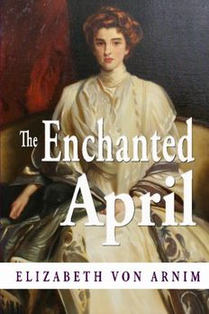 The Enchanted April book cover