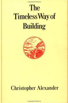 The Timeless Way of Building book cover