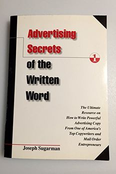 Advertising Secrets of the Written Word book cover