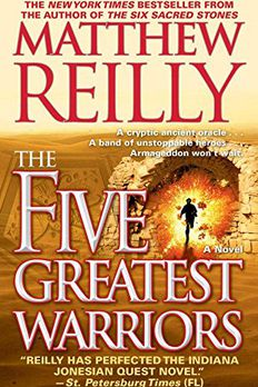 The Five Greatest Warriors book cover