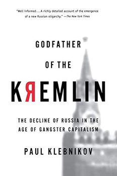 Godfather of the Kremlin book cover