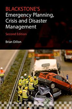 Blackstone's Emergency Planning, Crisis and Disaster Management book cover