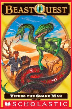 Vipero The Snake Man book cover