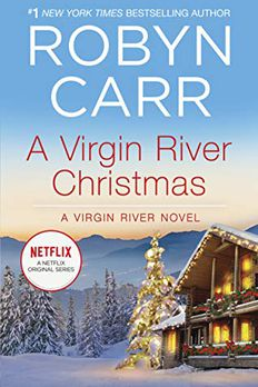 A Virgin River Christmas book cover
