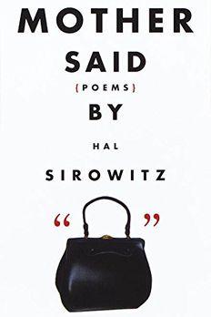 Sa Mor (Mother Said) book cover
