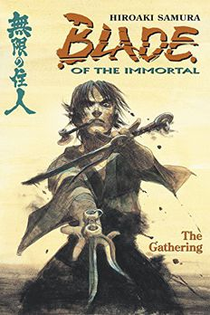 Blade of the Immortal Volume 8 book cover
