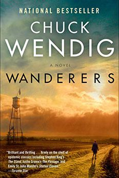 Wanderers book cover