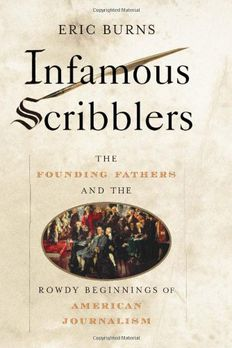 Infamous Scribblers book cover