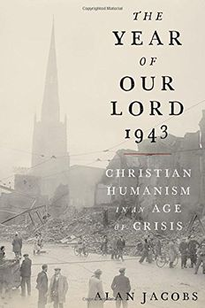 The Year of Our Lord 1943 book cover