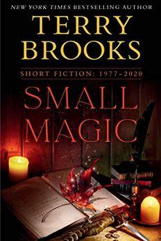 Small Magic book cover