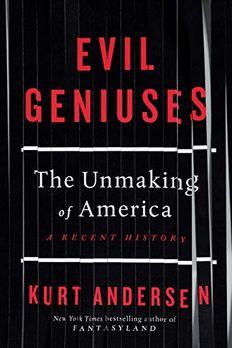 Evil Geniuses book cover