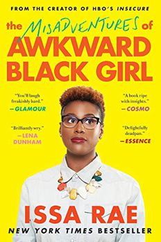 The Misadventures of Awkward Black Girl book cover