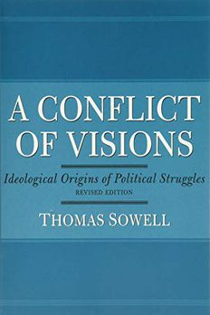 A Conflict of Visions book cover