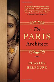 The Paris Architect book cover