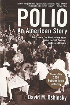 Polio book cover
