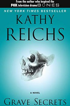 Grave Secrets book cover