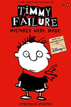 Timmy Failure book cover