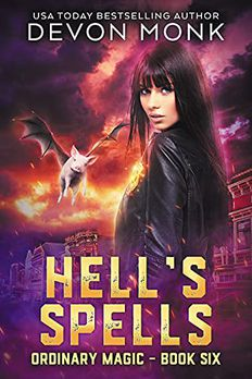 Hell's Spells book cover