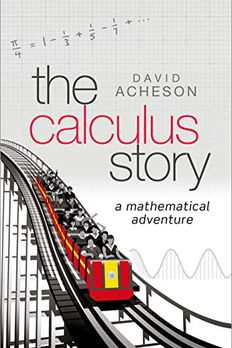 The Calculus Story book cover