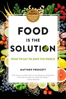 Food Is the Solution book cover