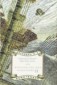 Hornblower and the Hotspur book cover