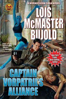 Captain Vorpatril's Alliance book cover
